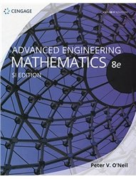 Advanced Engineering Mathematics, 8/e (SI Edition)(Custom Solutions)-cover