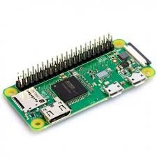 Raspberry Pi Zero W 主機板-cover