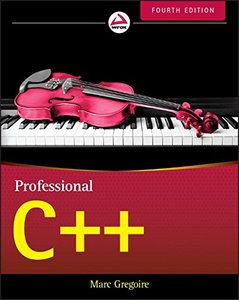 Professional C++-cover