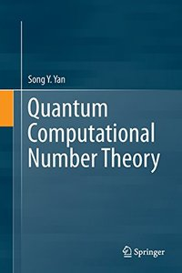 Quantum Computational Number Theory-cover