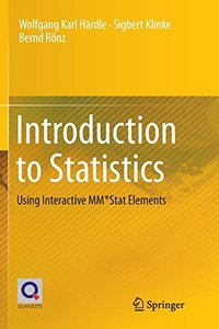 Introduction to Statistics: Using Interactive Mm*stat Elements-cover