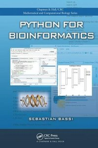 Python for Bioinformatics-cover
