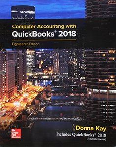 MP Loose Leaf Computer Accounting with QuickBooks 2018-cover