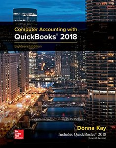 MP Computer Accounting with QuickBooks 2018-cover