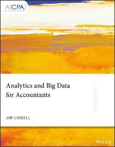 Analytics and Big Data for Accountants (AICPA)-cover