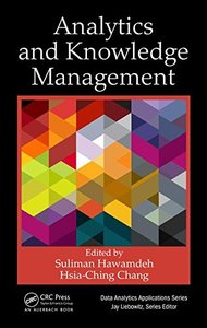 Analytics and Knowledge Management (Data Analytics Applications)-cover
