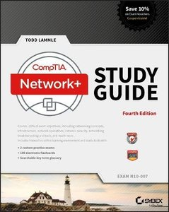 CompTIA Network+ Study Guide: Exam N10-007-cover