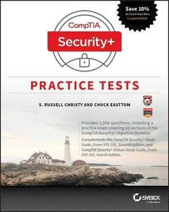 CompTIA Security+ Practice Tests: Exam SY0-501-cover