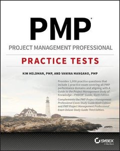 PMP Project Management Professional Practice Tests-cover