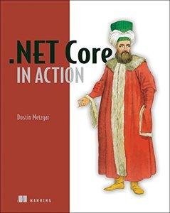 .NET Core in Action-cover