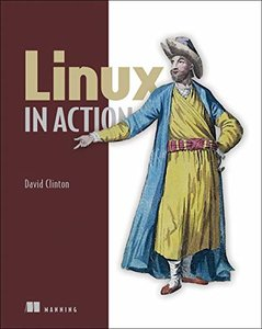 Linux in Action-cover