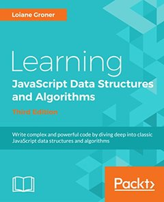 Learning JavaScript Data Structures and Algorithms, 3/e (Paperback)-cover