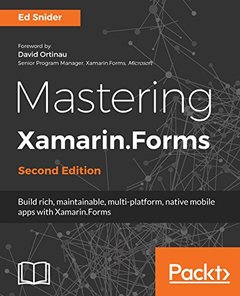 Mastering Xamarin.Forms - Second Edition-cover