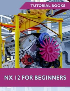 NX 12 For Beginners-cover