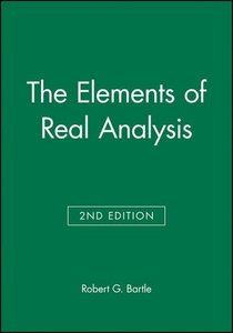 The Elements of Real Analysis, 2/e (Paperback)