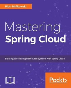 Mastering Spring Cloud-cover