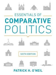 Essentials of Comparative Politics, 6/e (Paperback)-cover