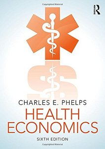 Health Economics (Hardcover)-cover