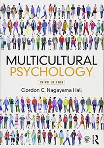 Multicultural Psychology, 3/e (Paperback)-cover