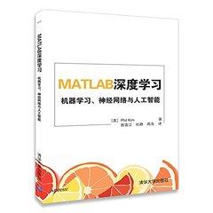 MATLAB 深度學習 (機器學習神經網絡與人工智能)-cover