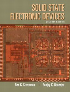 Solid State Electronic Devices (7th Edition)-cover