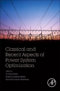 Classical and Recent Aspects of Power System Optimization-cover