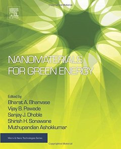 Nanomaterials for Green Energy (Micro and Nano Technologies)-cover