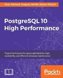 PostgreSQL 10 High Performance-cover