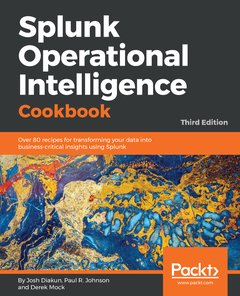 Splunk Operational Intelligence Cookbook Third Edition-cover