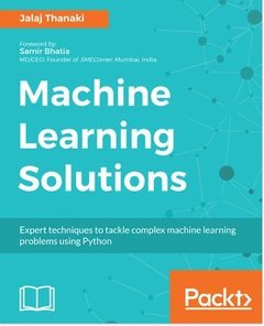 Machine Learning Solutions-cover