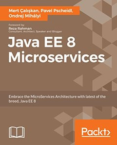 Java EE 8 Microservices-cover