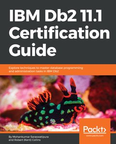 IBM DB2 11.1 Certification Guide-cover
