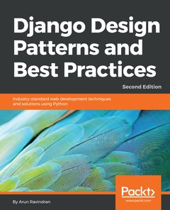 Django Design Patterns and Best Practices Second Edition-cover