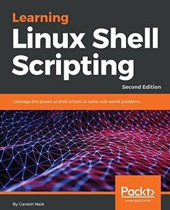 Learning Linux Shell Scripting Second Edition-cover