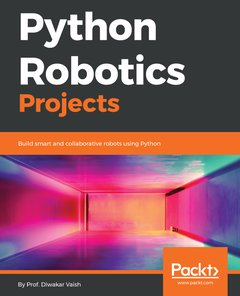 Python Robotics Projects-cover