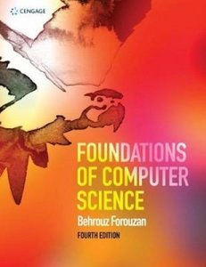 Foundations of Computer Science, 4/e (Paperback)-cover