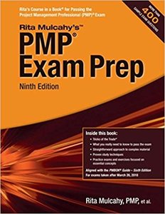 PMP Exam Prep: Accelerated Learning to Pass the Project Management Professional (PMP) Exam, 9/e-cover