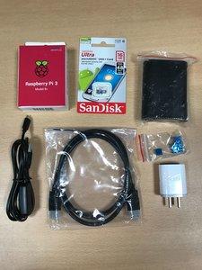 Raspberry Pi 3 Model B+ 桌面套件包-cover