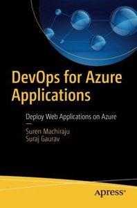 DevOps for Azure Applications: Deploy Web Applications on Azure-cover