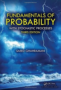 Fundamentals of Probability: with Stochastic Processes, 3/e (Hardcover)-cover