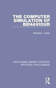 Routledge Library Editions: Artificial Intelligence