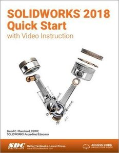 SOLIDWORKS 2018 Quick Start with Video Instruction-cover