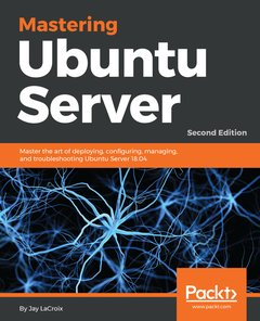 Mastering Ubuntu Server - Second Edition-cover