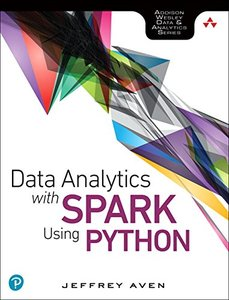 Data Analytics with Spark Using Python (Addison-Wesley Data & Analytics Series)-cover