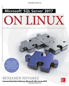 Microsoft SQL Server 2017 on Linux-cover