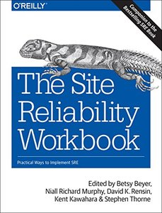 The Site Reliability Workbook: Practical Ways to Implement SRE (Paperback)-cover