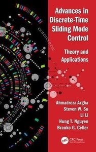 Advances in Discrete-Time Sliding Mode Control: Theory and Applications-cover