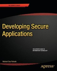Developing Secure Applications-cover