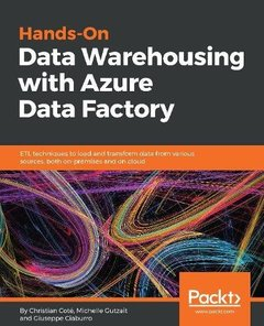 Hands-On Data Warehousing with Azure Data Factory-cover