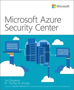 Microsoft Azure Security Center (IT Best Practices - Microsoft Press)-cover